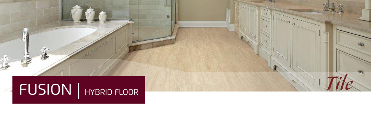 a&m supply corporation - products - flooring - fusion hybrid tile